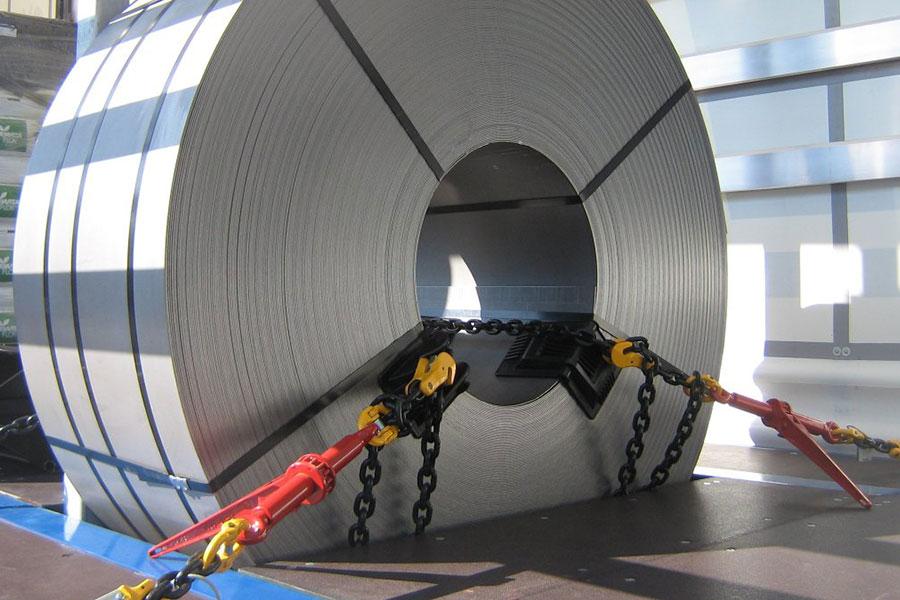 Honselmann Ladungssicherung Coiltransport