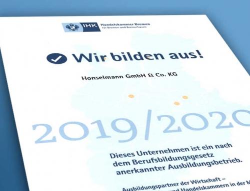 Ausbildungsinitiative 2019/2020